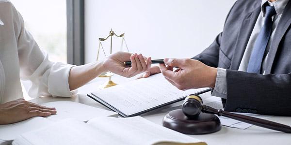 Kaufvertrag Entwurf beim Notar